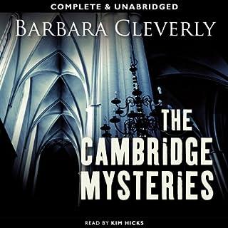 The Cambridge Mysteries audiobook cover art