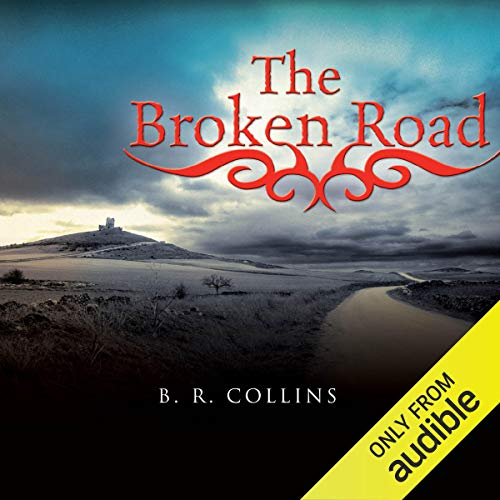 Couverture de The Broken Road