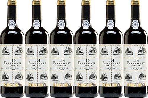 6x Fabelhaft Reserva Tinto 2015 - Weingut Niepoort, Douro - Rotwein