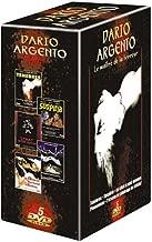 Coffret Dario Argento : Phenomena / Ténèbres / Suspiria / Le chat à 9 queues / L'oiseau au plumage de cristal