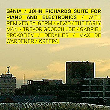 Suites for Piano and Electronics