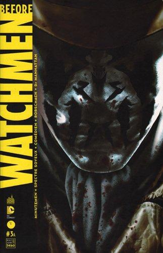 Before Watchmen, N° 3 :