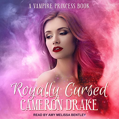 Royally Cursed audiobook cover art