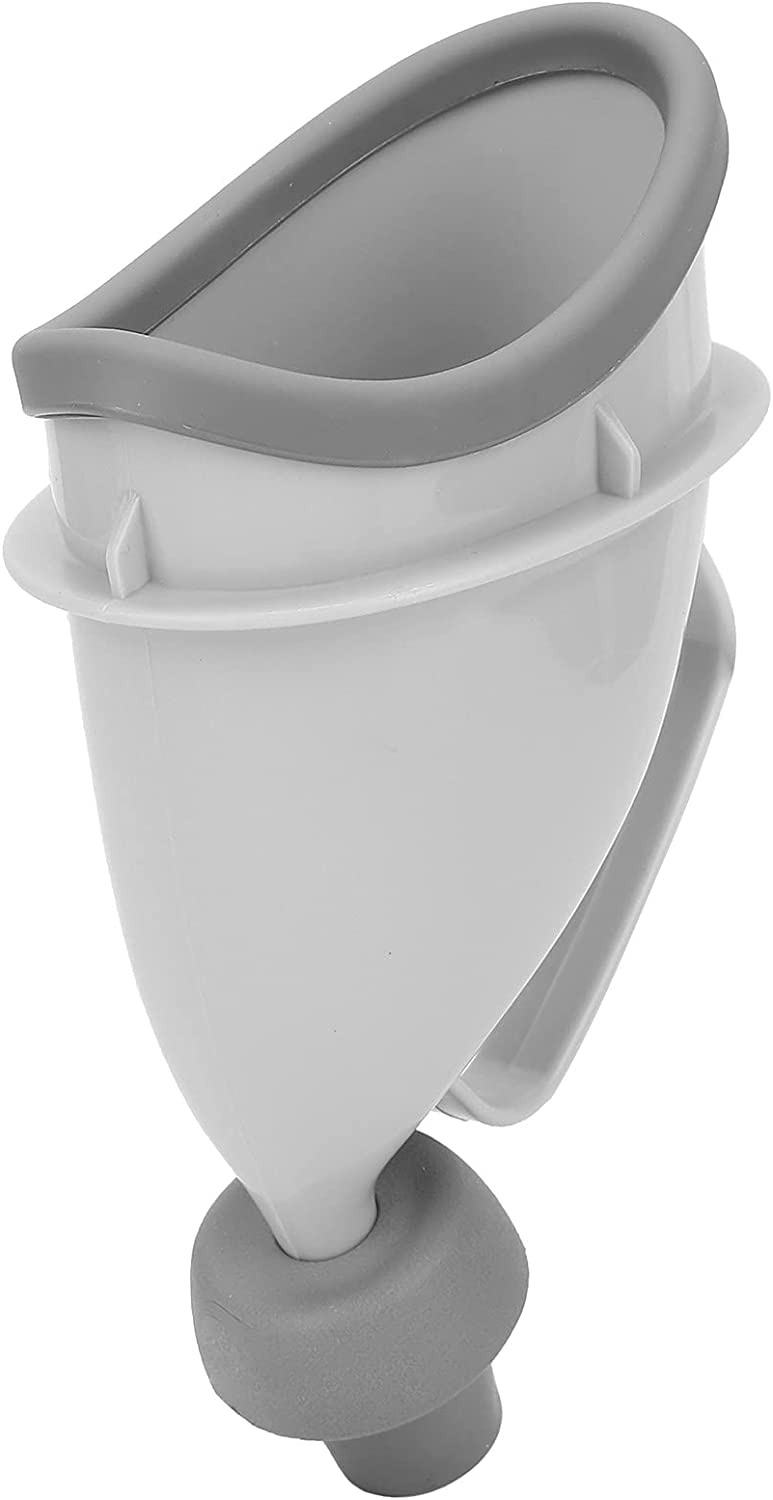 Stand Pee Funnel Outdoor Urinal ABS Easy Large discharge sale Practical Convenient + It is very popular