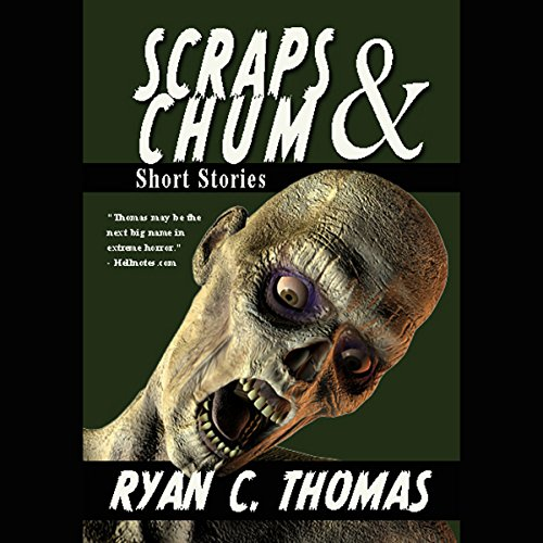Scraps & Chum audiobook cover art