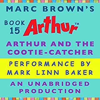 Arthur and the Cootie Catcher cover art