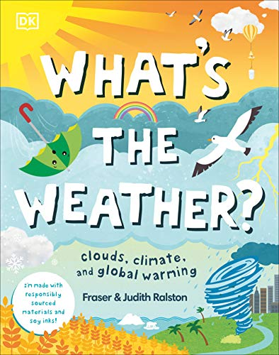 What's the Weather?: Clouds, Climate, and Global Warming