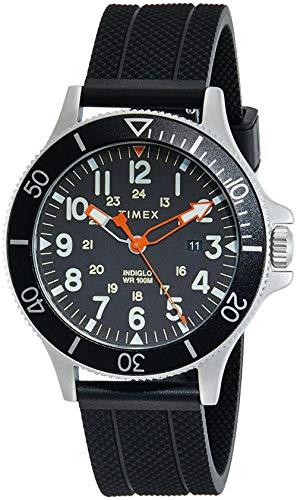 Timex Mens Allied Coastline Silicone