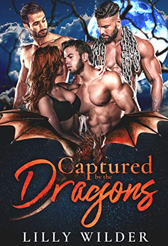 Captured By The Dragons by Lilly Wilder ebook deal
