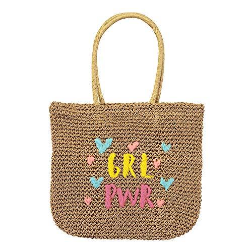 Barts Mädchen Strandtasche Bongo Bag Yellow (beige)