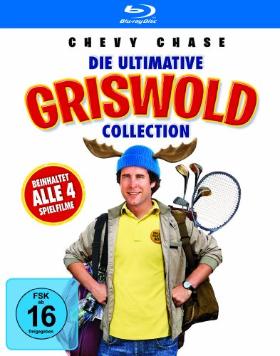 Die ultimative Griswold Collection (exklusiv bei Amazon.de) [4 Blu-rays]