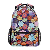 Schultasche Backpacks Japanese Origami Paper Student Backpack Big For Girls Kids Elementary Schultasche Shoulder Bag Bookbag
