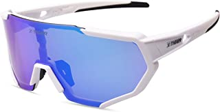 X-TIGER Polarized Sports Sunglasses with 3...
