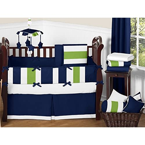 Navy Blue and Green Home Decor: Amazon.com
