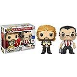 'Million Dollar Man' Ted DiBiase & I.R.S (Walgreen's Exclusive): Funko POP! WWE x