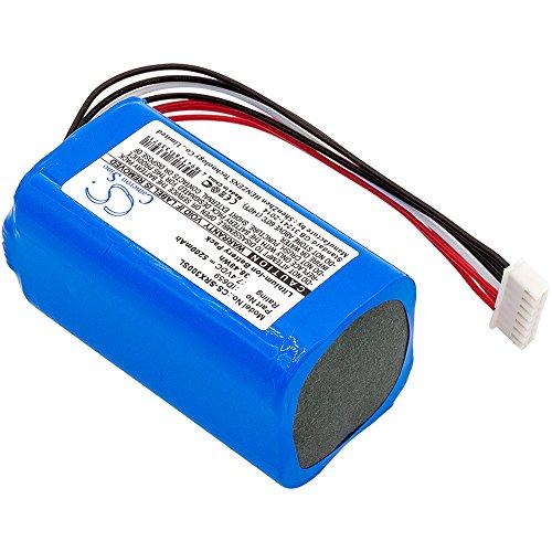 cellePhone batería Li-Ion para Sony SRS-X30 XB3 XB30 (reemplazado ID659) - 5200 mAh