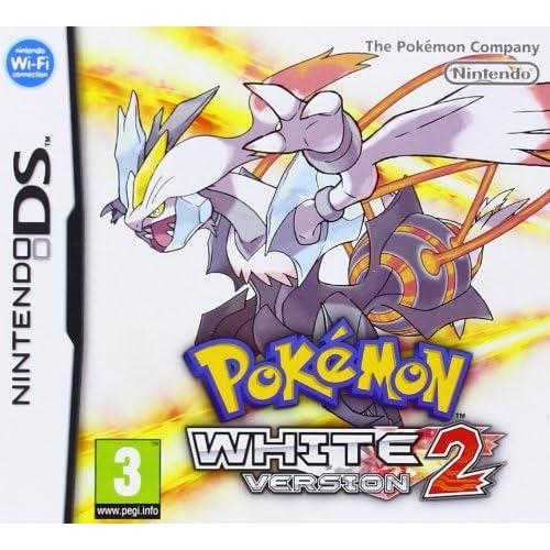 Nintendo Pokemon White Version 2, NDS - Juego (NDS, Nintendo DS, RPG (juego de rol), E (para todos)): Amazon.es: Videojuegos