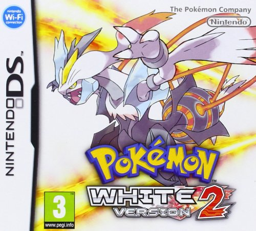 [UK-Import]Pokemon White Version 2 Game DS