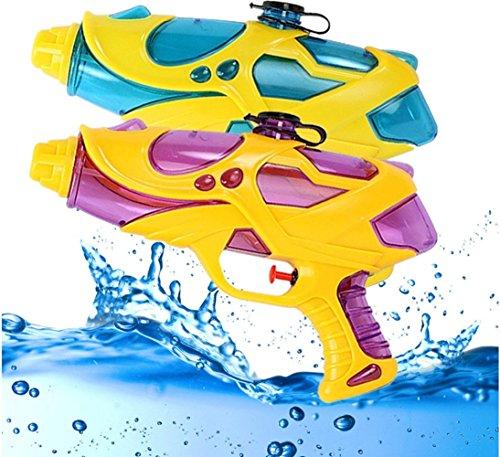 PLUIESOLEII 2 pistolas para niños