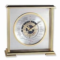 Aviator World Time Clock