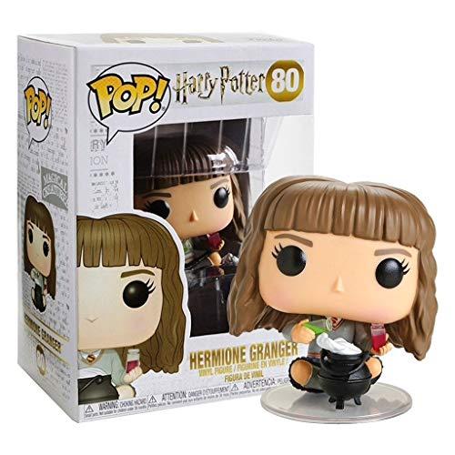 Multicolor 32108 Pop Harry Potter Funko S5-Hedwig 10 Figura Coleccionable