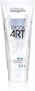 Loreal Professionnel Paris Techni Art Fix 6 Max Gel 200 ml With Ayur Lotion 50 ml