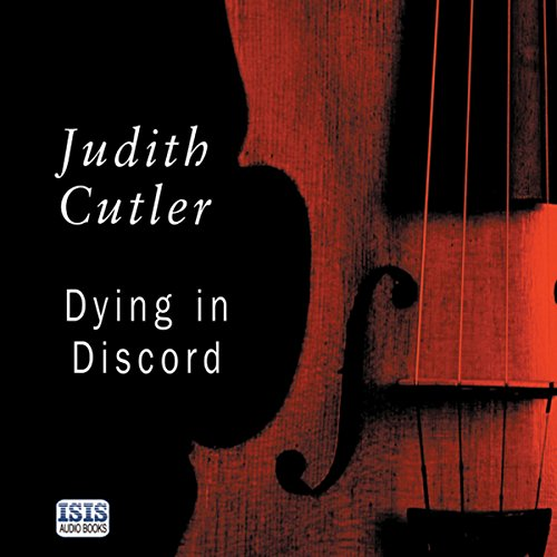 Dying in Discord audiobook cover art
