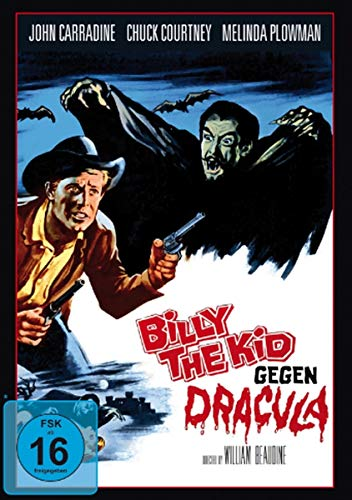 Billy the Kid gegen Dracula
