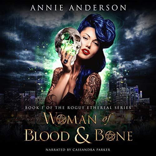 Woman of Blood & Bone audiobook cover art