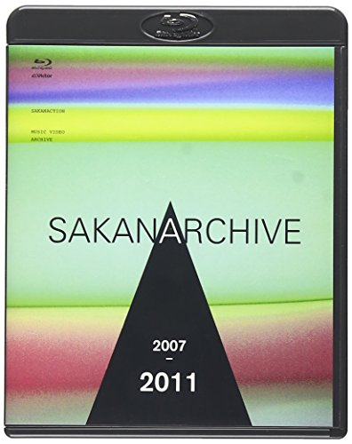 Sakanaction - Sakanarchive 2007-2011 - Sakankushon Music Video Collection - [Japan BD] VIXL-116