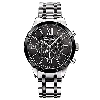 Thomas Sabo Men's Watch Rebel Urban silver black Analogue Quartz (B00EAU4S1S) | Amazon price tracker / tracking, Amazon price history charts, Amazon price watches, Amazon price drop alerts
