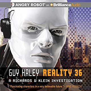Reality 36 cover art