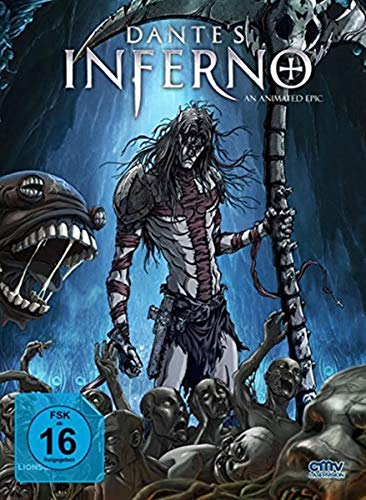 Dante's Inferno - Mediabook - Cover C - Limited Edition (+ DVD) [Blu-ray]