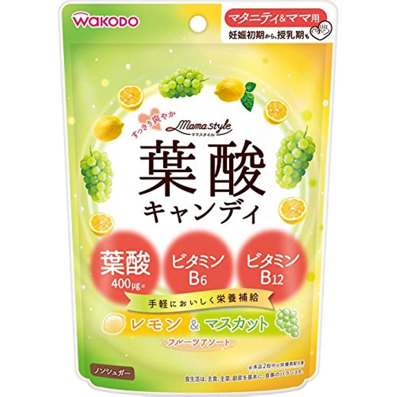 クリーク人類咲くママスタイル 葉酸キャンディ 78g