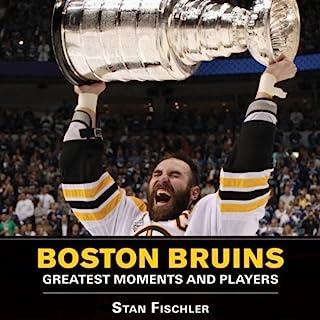 Boston Bruins audiobook cover art