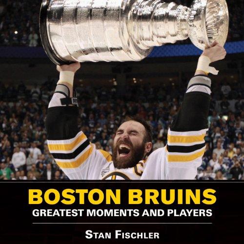 Boston Bruins cover art