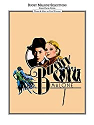 Bugsy Malone Vocal Selections (Piano, Vocal, Guitar): Song Book Piano, Vocal, Guitar by Paul Williams (2007-07-23)