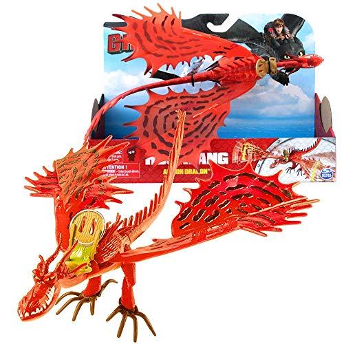 Dragons Garfios Dragón | DreamWorks Juego de Acción | Hookfang