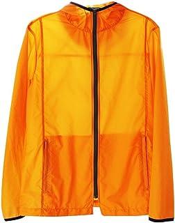 jxhracing CJ002B Ultrathin Anti-UV Jacket-Orange