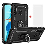 Phone Case for Huawei Nova 4 with Tempered Glass Screen