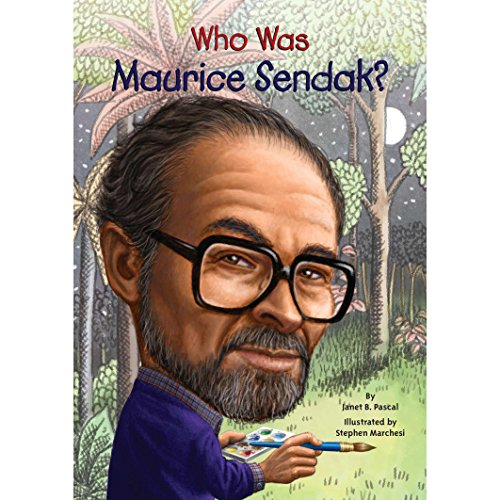 Who Was Maurice Sendak? audiobook cover art