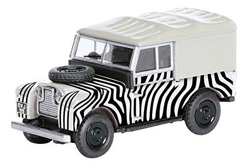 Schuco Dickie de 452609700 – Land Rover 88 Safari, 1 : 87