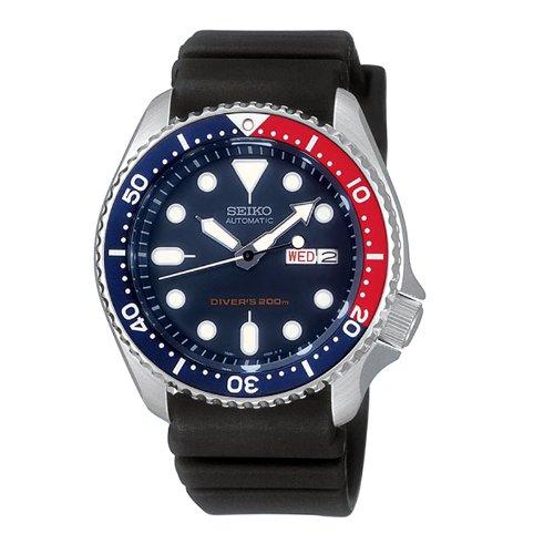 セイコー SEIKO ダイバーズ 自動巻 SKX009K 腕時計 日本未発売 [時計]