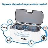 Zoom IMG-2 vpcok pulitore ultrasuoni 50000hz lavatrice