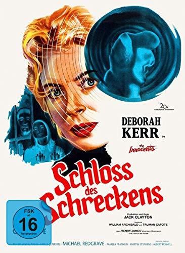 Schloss des Schreckens- 2-Disc Mediabook (+ DVD) [Blu-ray]