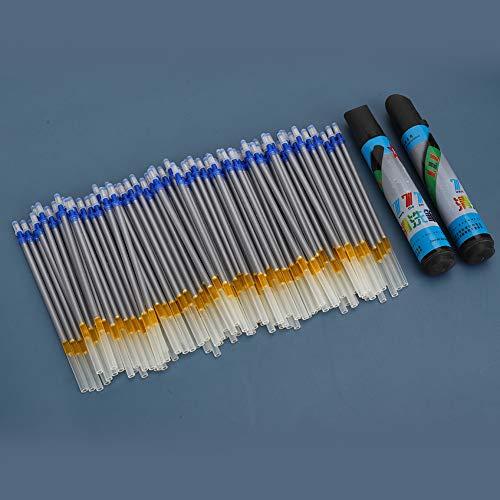Changor Limpieza de la Pluma Recargable de Mercury, Pigmento de Tela borrable de Calor y plástico