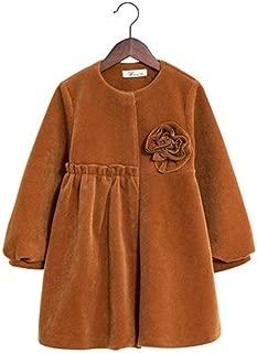 REGNO Unito Bambine Bambini Cotone Trench Abito Rosso 2-8 anni
