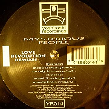 Love Revolution (Remixes)