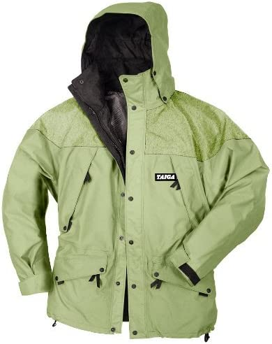 TAIGA Val d'Isere Waterproof Jacket Under blast sales High quality Men's. Made Canada in