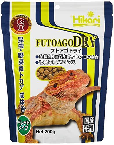Hikari フトアゴドライ 200gamazon参照画像